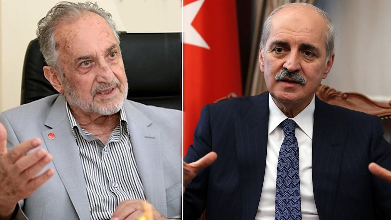 İddia: Asiltürk, ittifak için Numan Kurtulmuş ile görüştü