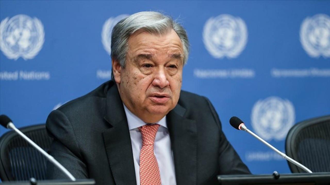 BM'den Kıbrıs teklifi: Martta tarafları görüştürmek istiyoruz