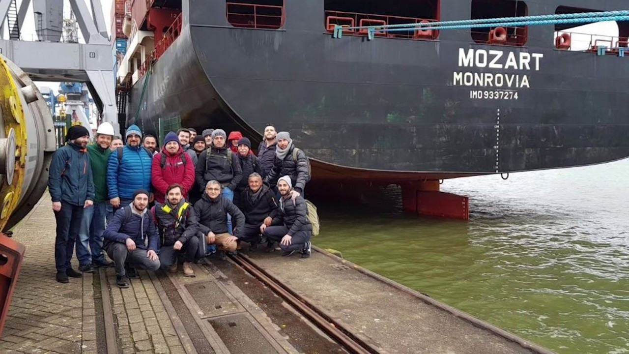 Korsan saldırısından kurtulan 3 denizci Türkiye'ye getiriliyor