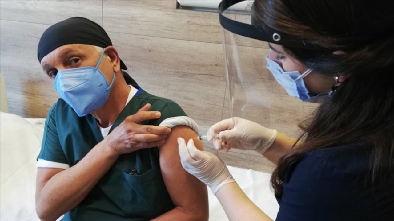 TTB'den bakanlığa çağrı: Sağlıkçıların yüzde 10-15'i aşılanmadı