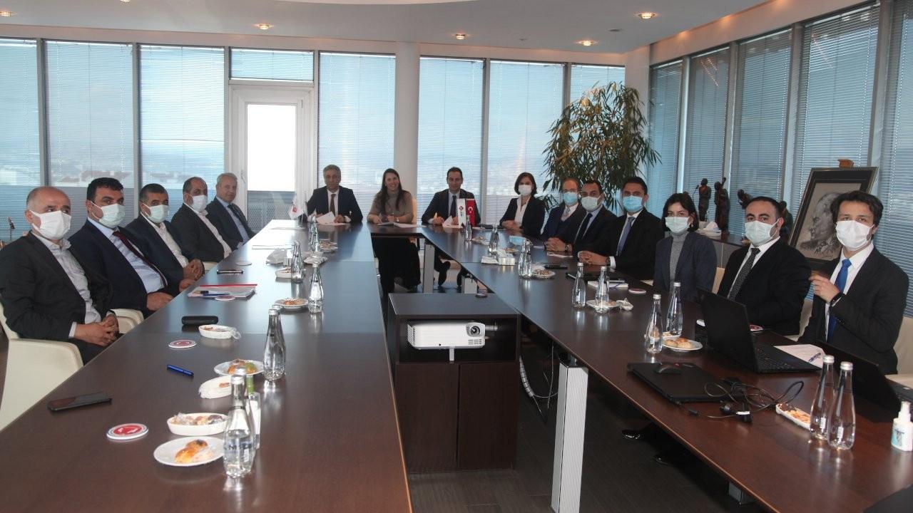 TÜMTİS, Aras Kargo'da toplu sözleşme imzaladı