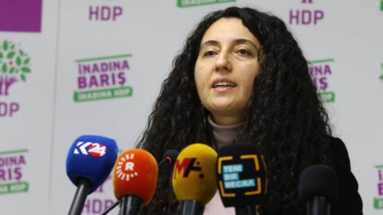 HDP'den Esenyurt yanıtı: Partimiz Öcalan'ı çözüm adresi olarak görüyor