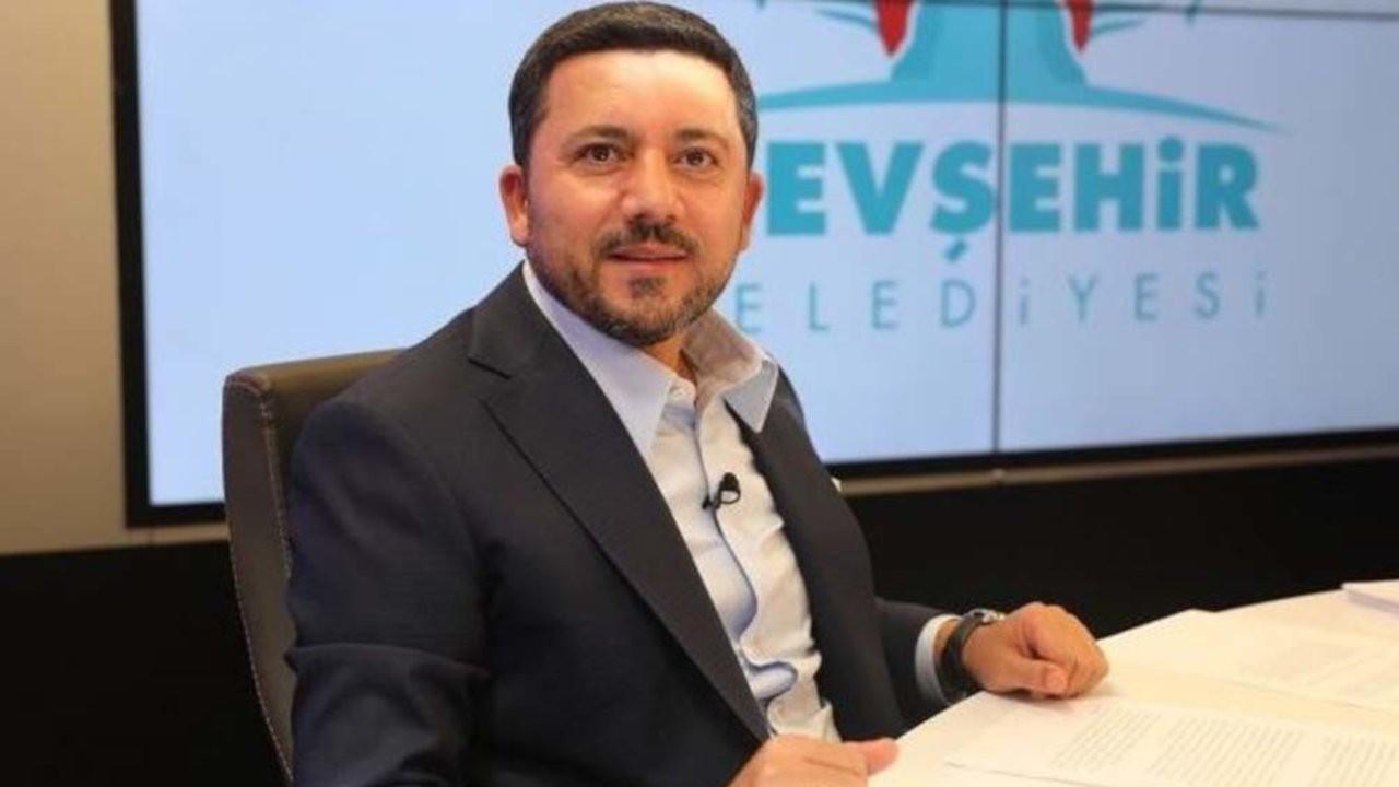 AK Partili Nevşehir Belediye Başkanı Rasim Arı istifa etti