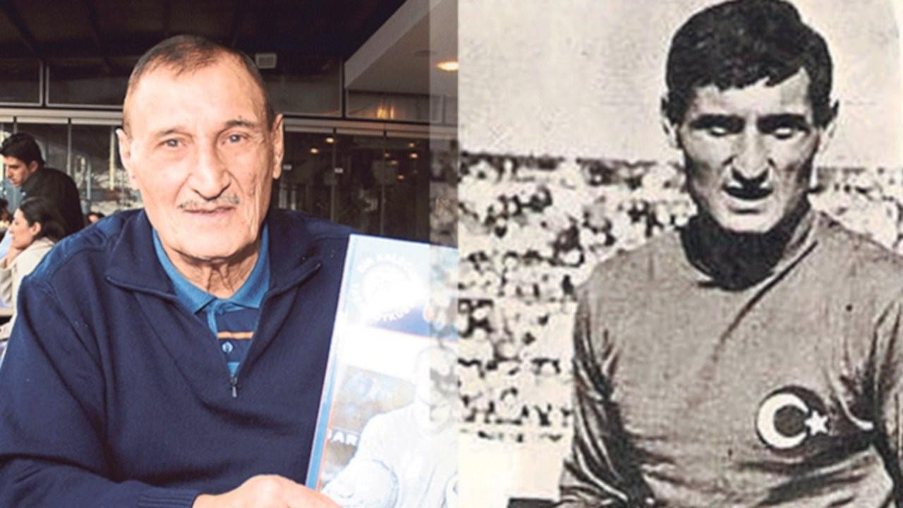 Milli kaleci ve sinema oyuncusu Varol Ürkmez vefat etti