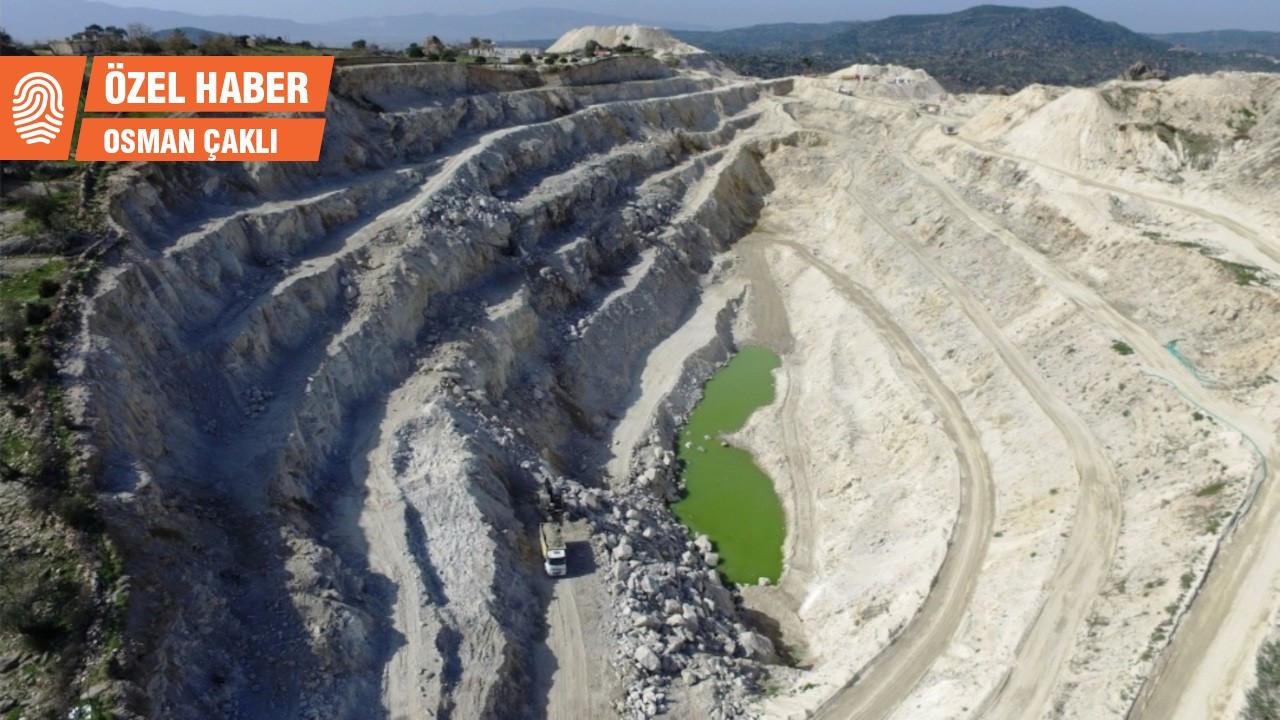 Maden şirketinin 'ÇED Olumlu' kararı bilimsel nedenlerle iptal edildi
