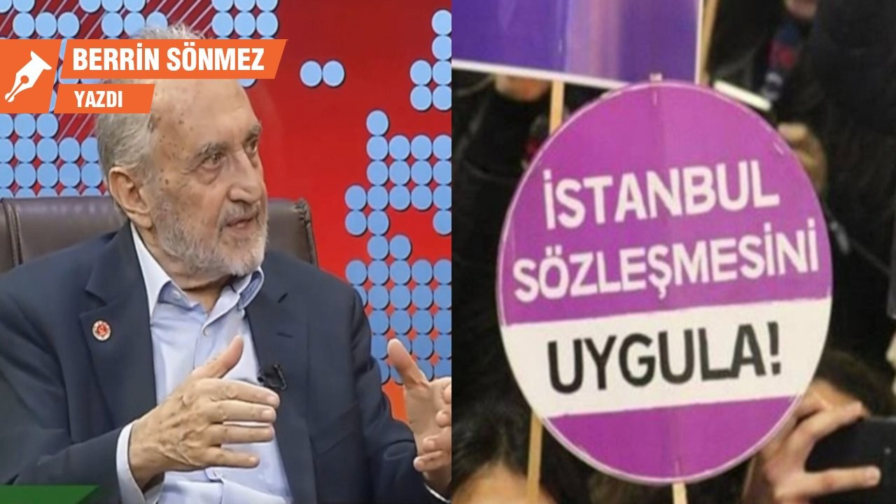 Hedef şaşırtan sözler AK Partili yetkililere ait