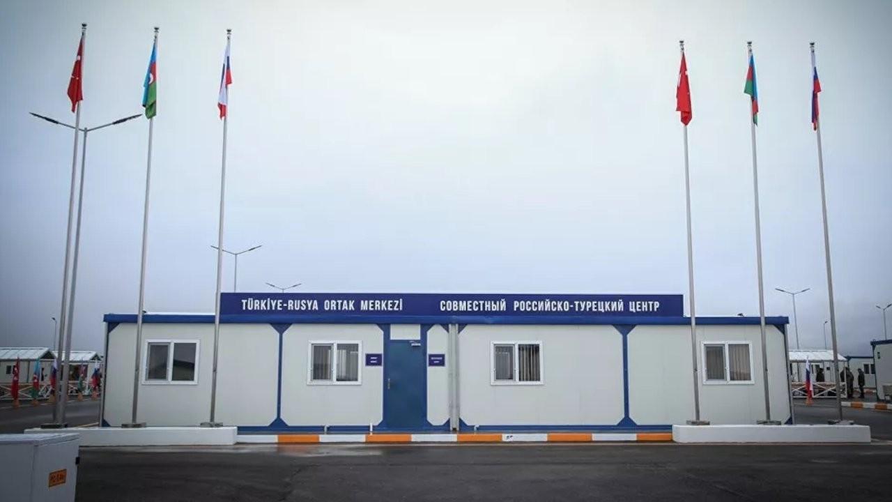 Türkiye-Rusya ortak gözlem merkezi faaliyete başladı