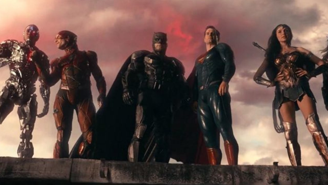 Justice League: The Snyder Cut, 18 Mart'ta HBO Max'te