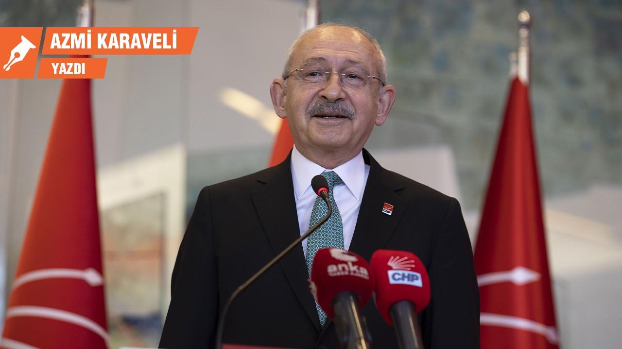Armut piş ağzıma düş siyaseti ve CHP