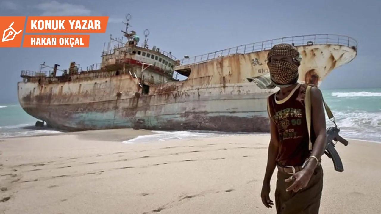 Nijerya'da korsanlık olayları ve Afrika'nın sorunları