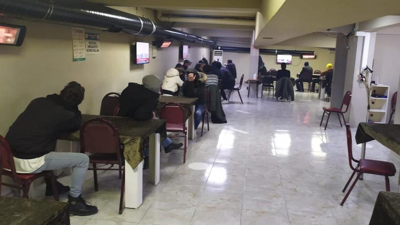 Eskişehir'de 38 kişiye kumar cezası