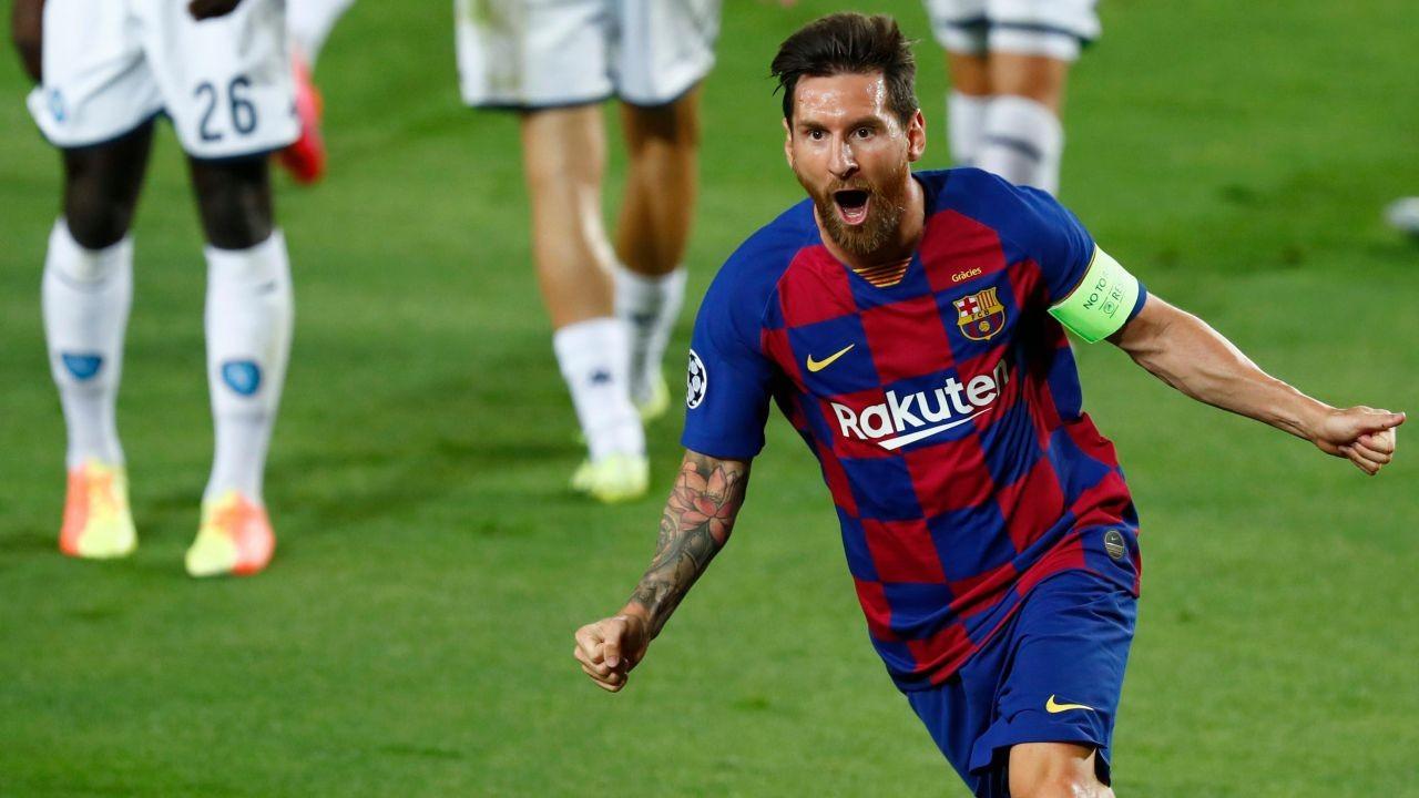 Messi'den Barcelona'daki maaşını açıklayan gazeteye dava