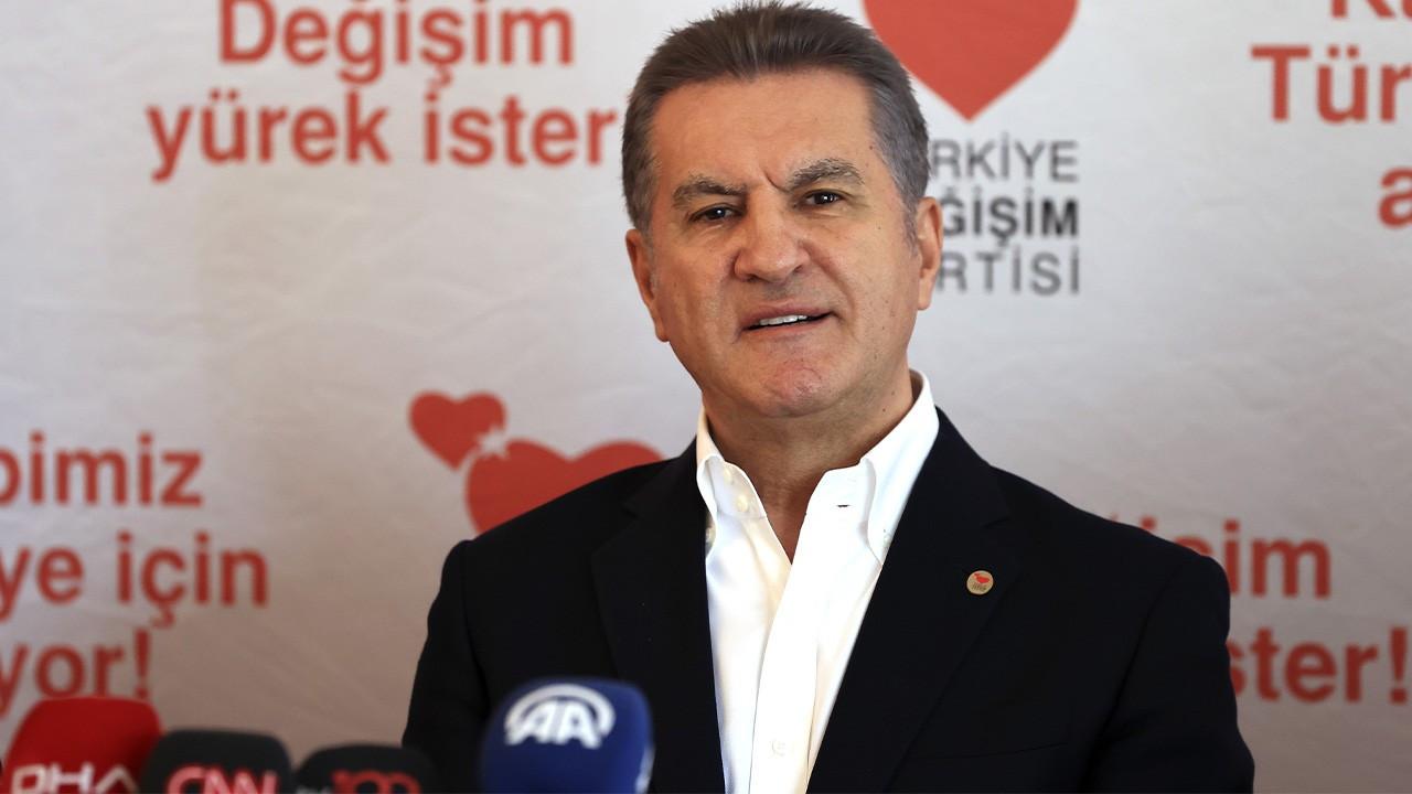Sarıgül'den HDP açıklaması: Bir partiyi yok etmeyelim