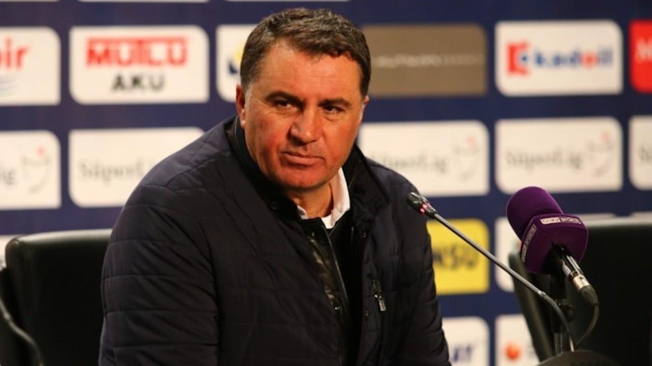 Gençlerbirliği Teknik Direktörü Mustafa Kaplan istifa etti