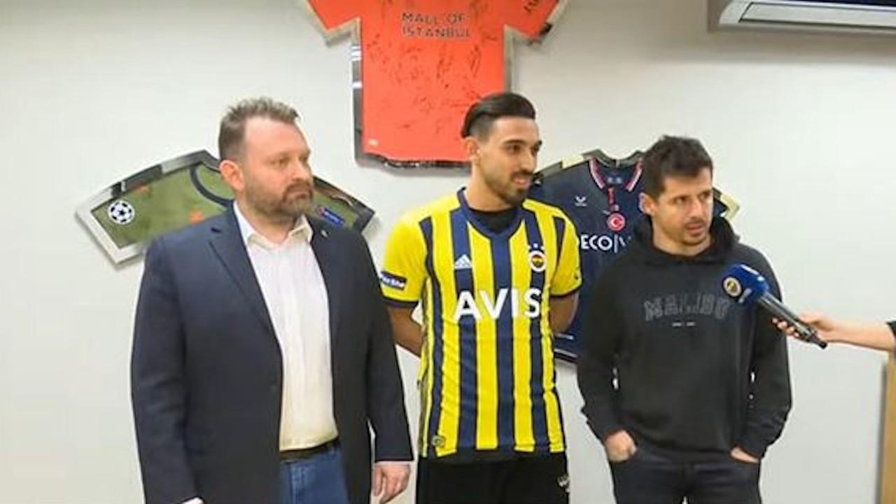 Fenerbahçe, İrfan Can Kahveci ile 4.5 yıllığına anlaştı