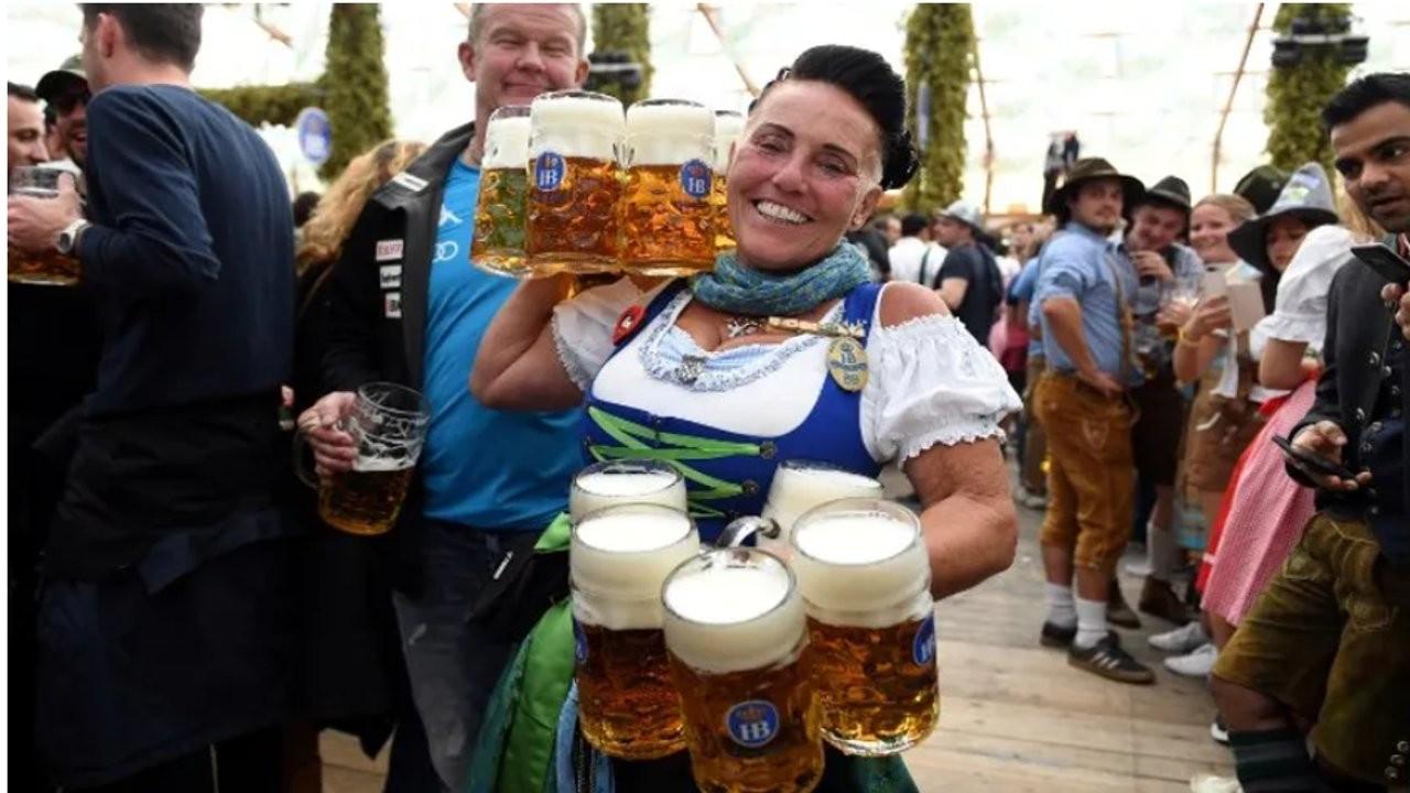Almanya'da bira satışı 27 yılın en düşük seviyesinde