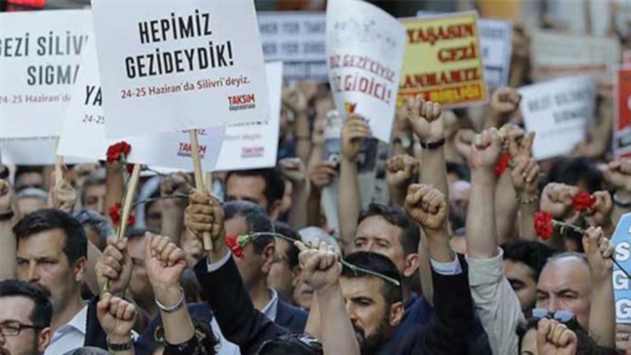 Gezi davasında 8 sanık hakkında yurt dışına çıkış yasağı