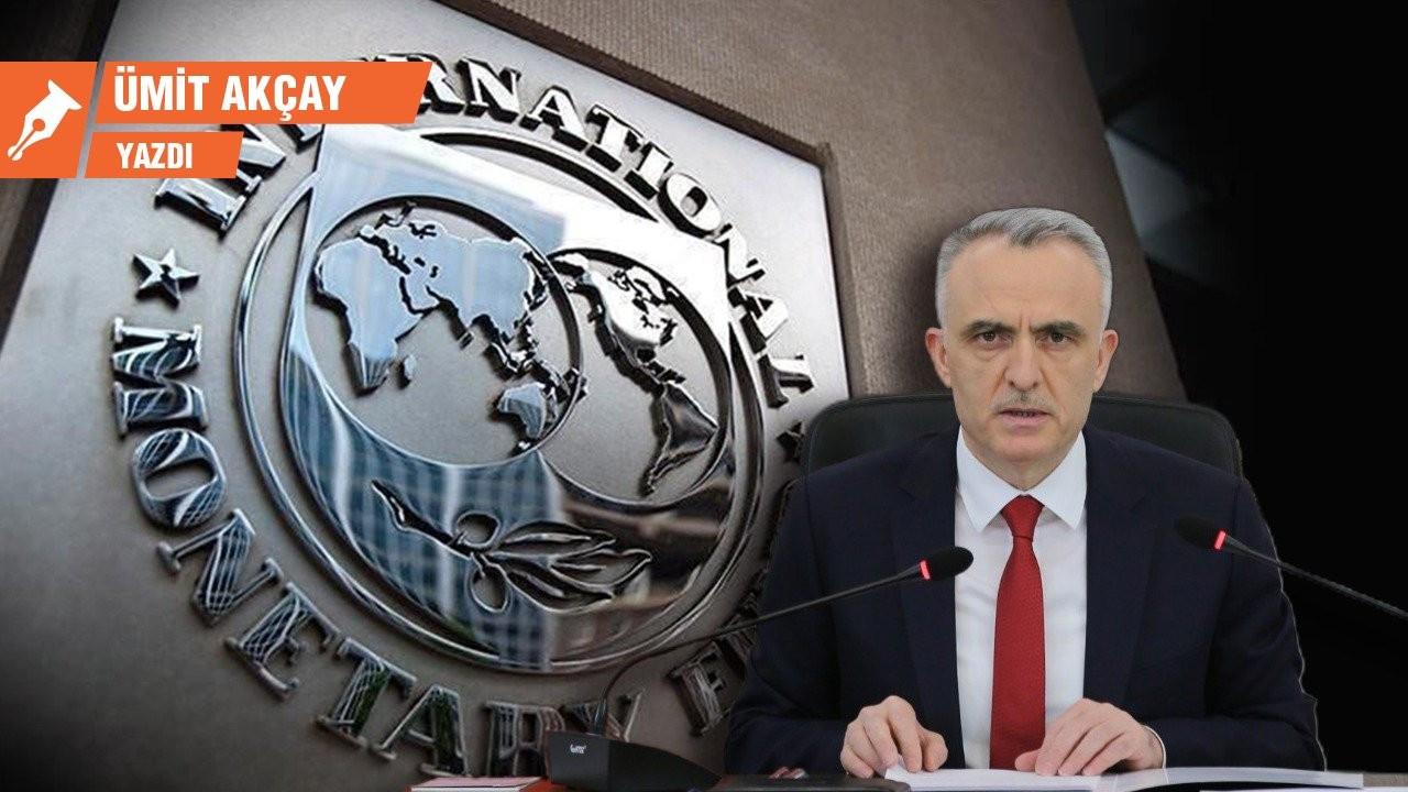 IMF'den Erdoğan yönetimine destek