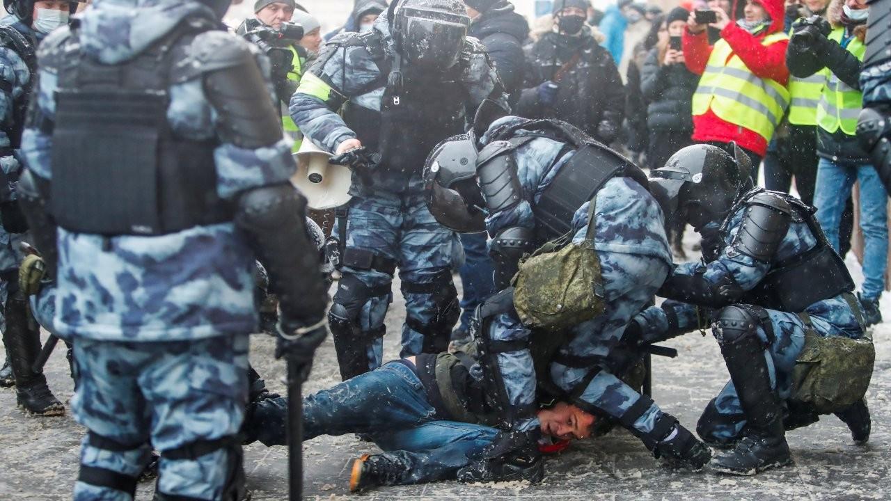 Rusya'da sosyal medya yasağı: Protesto çağrıları engellenecek