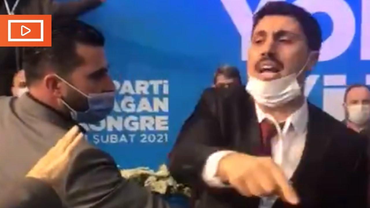 AK Parti Avcılar kongresinde kavga