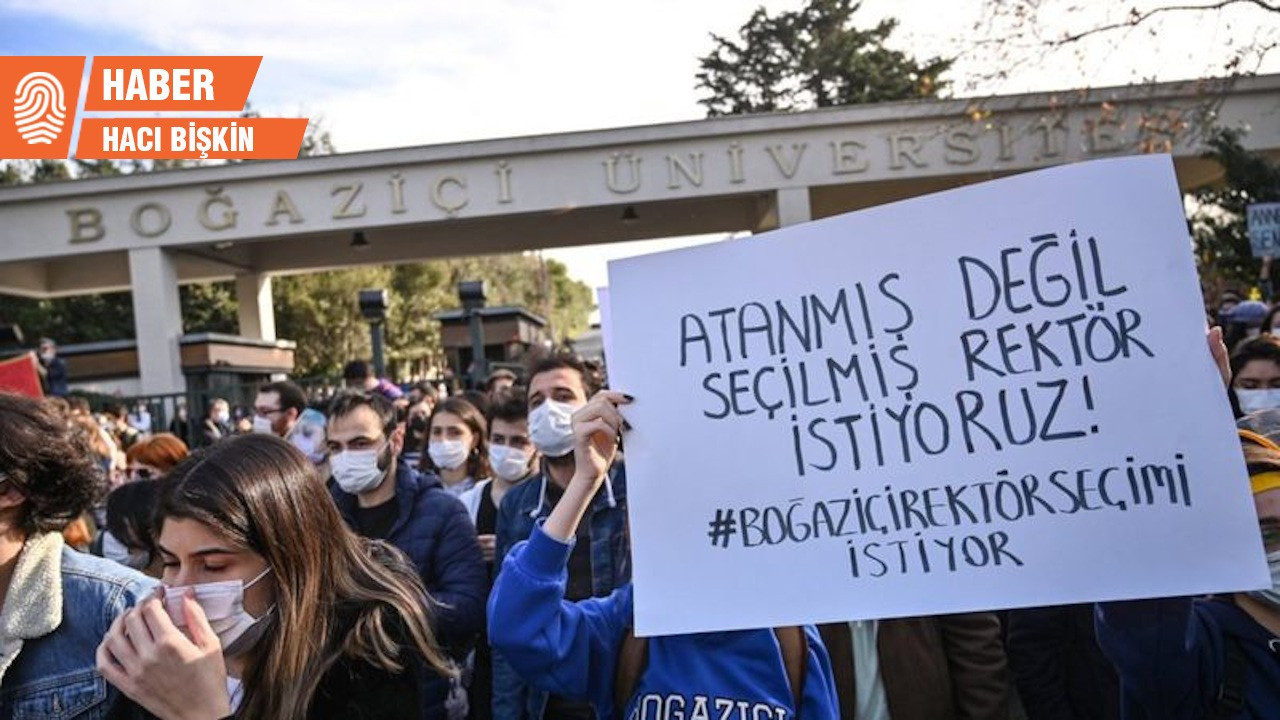 Gün gün Boğaziçi Üniversitesi'nde neler oldu?