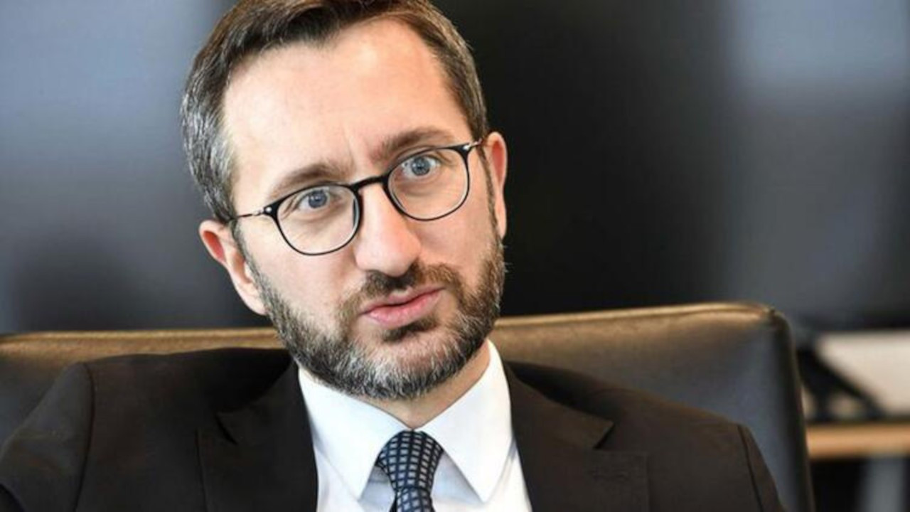 Fahrettin Altun'dan, CHP'li Özel'e: Hadsiz, ahlaksız...