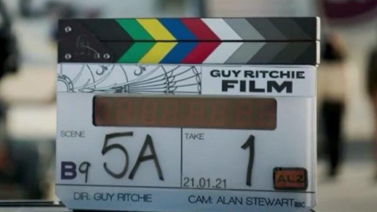 Guy Ritchie, 'Five Eyes' filminin Türkiye çekimlerine başladı