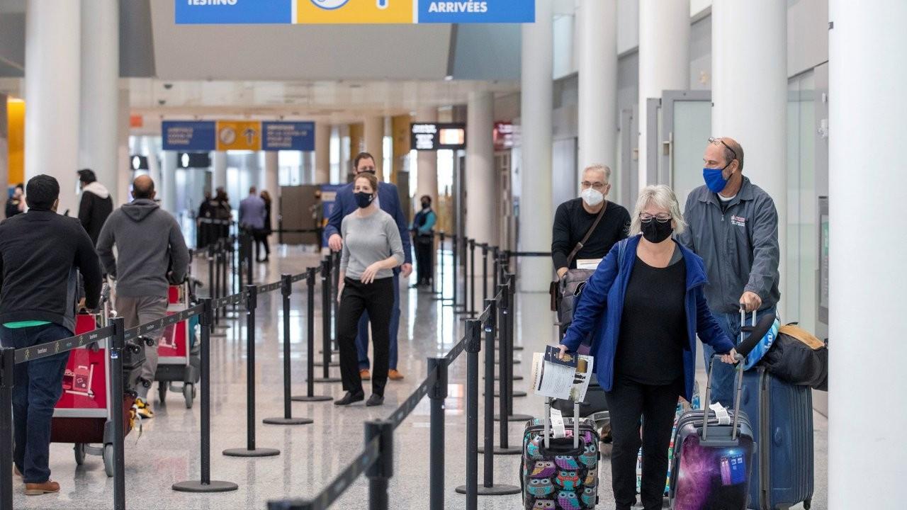 AB'den yeni seyahat kısıtlamaları: 'Koyu kırmızı' kategorisi eklendi