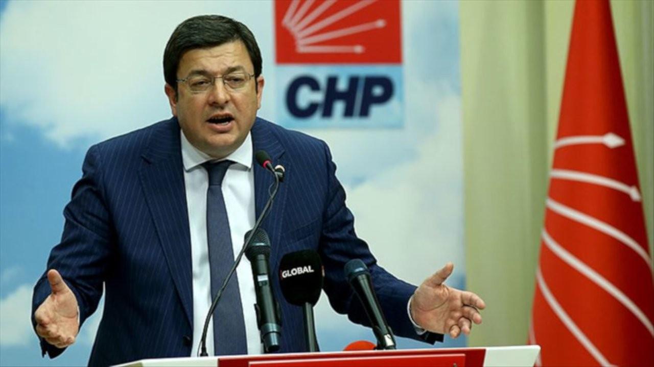 CHP'li Erkek: Berberoğlu Meclis'teki görevine devam etmeli