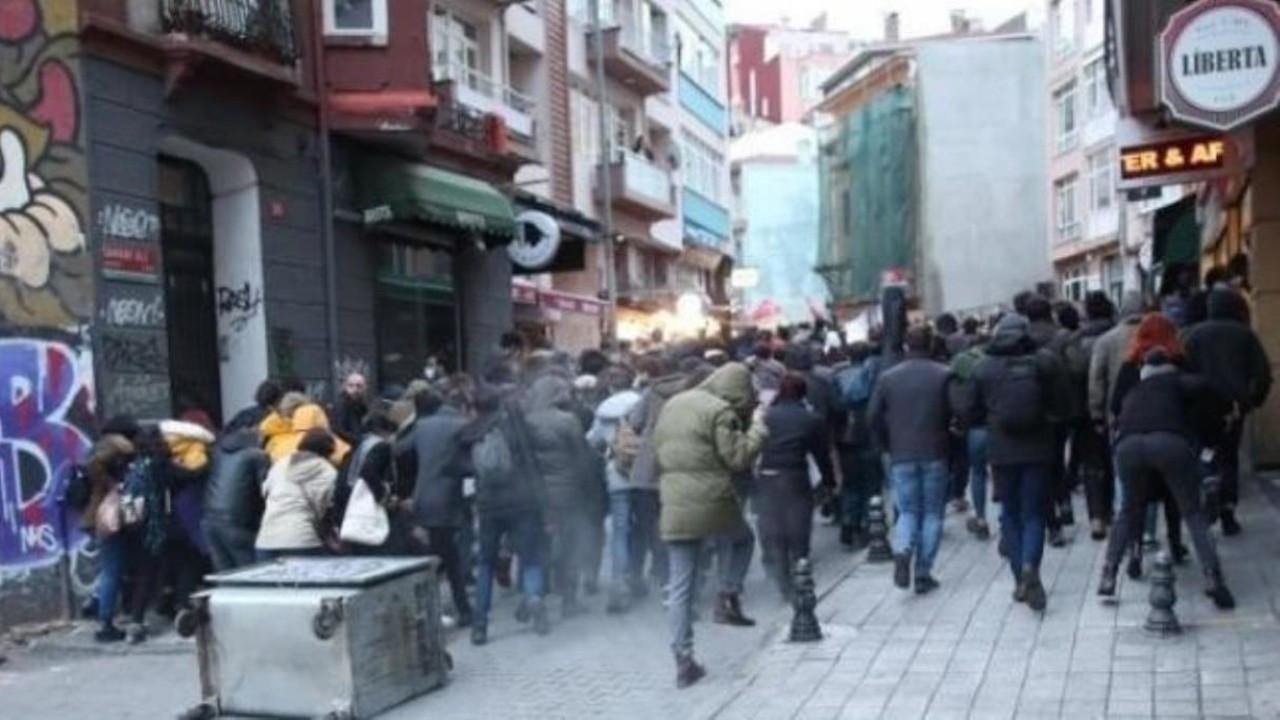 Kadıköy'de gözaltına alınanlardan 10'u mahkemeye sevk edildi