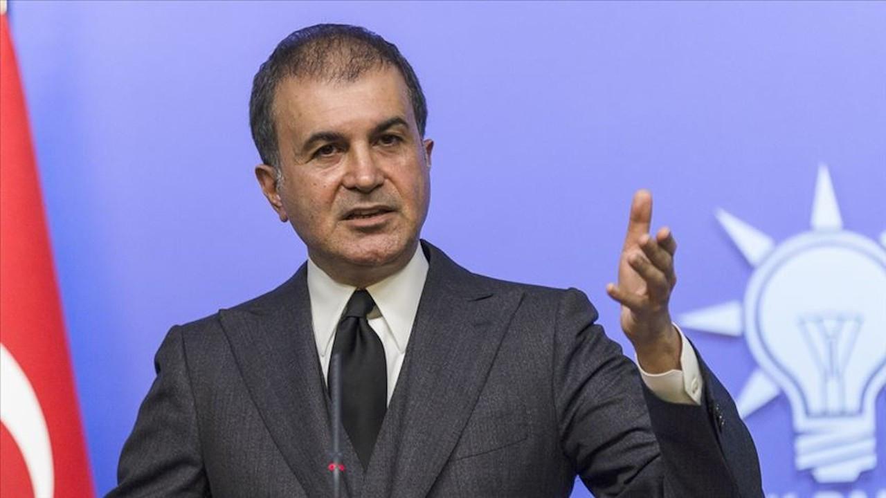 AK Partili Çelik: ABD'nin Boğaziçi açıklamasını reddediyoruz