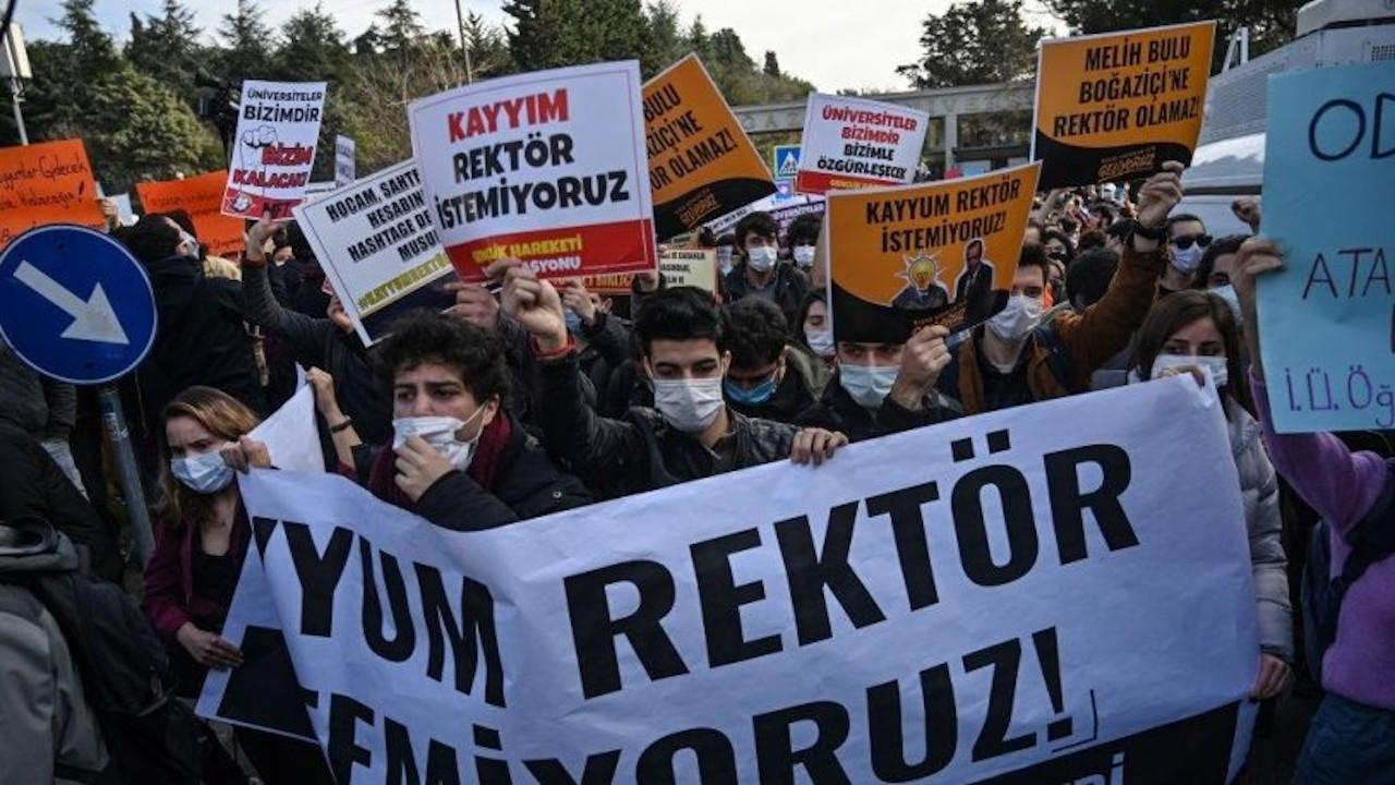 Boğaziçi öğrencilerinden Cumhurbaşkanı Erdoğan'a açık mektup