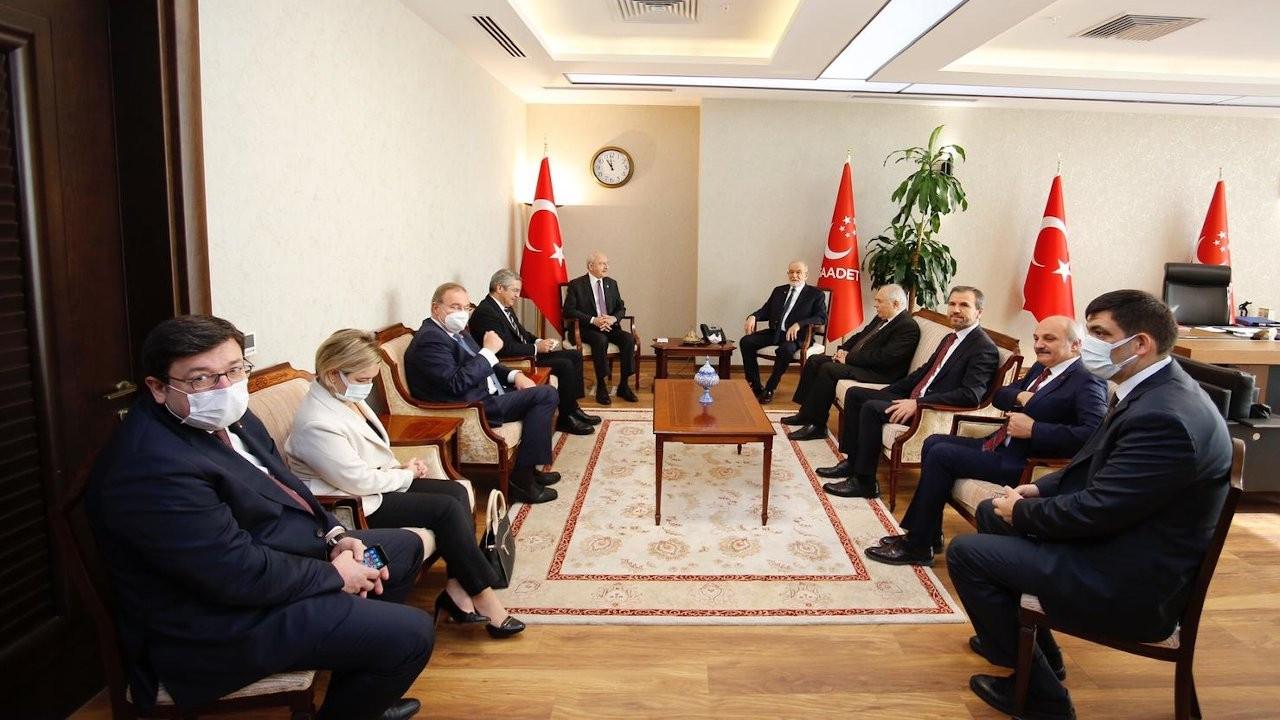 Kılıçdaroğlu: Mevcut anayasaya uymayan birine nasıl güveneceğiz?