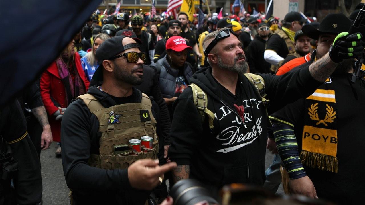 Kanada, Trump'ı destekleyen Proud Boys'u 'terör örgütü' ilan etti