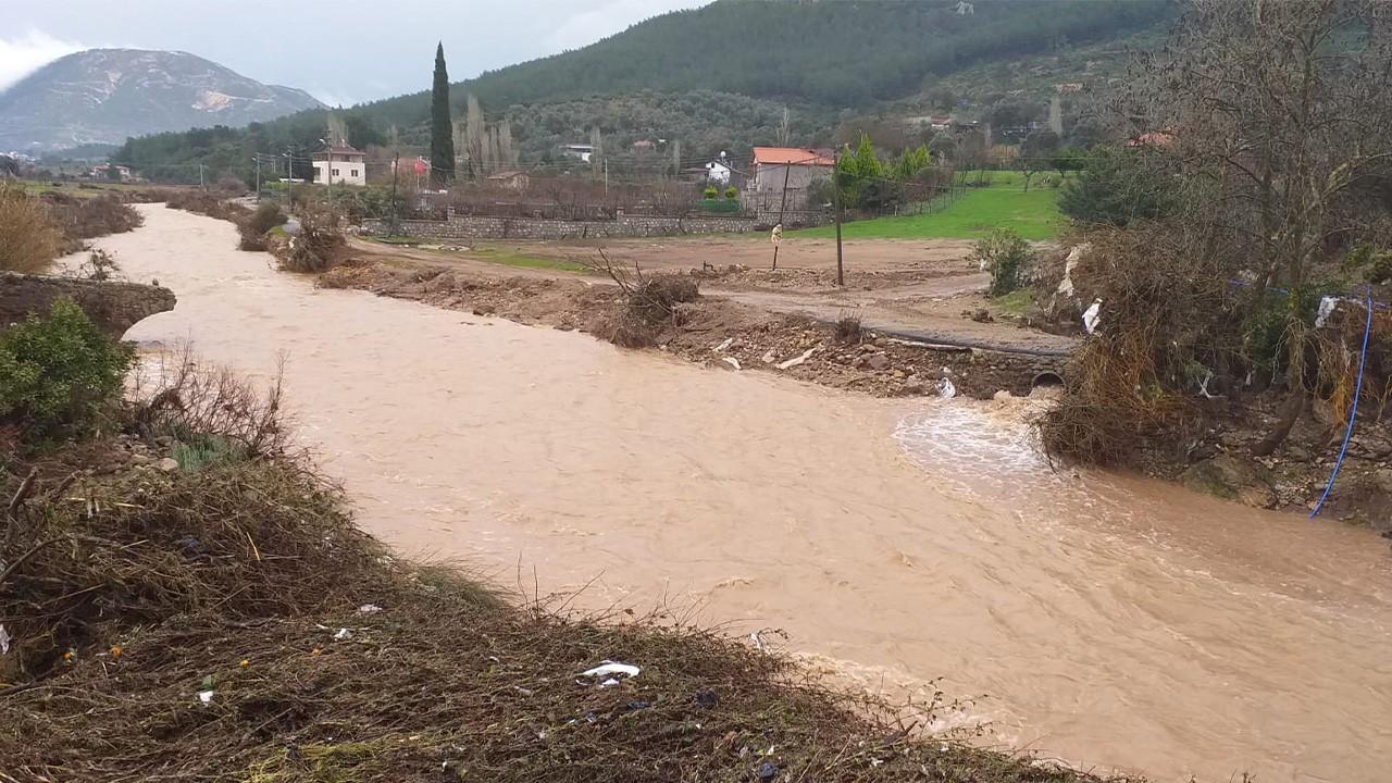 İzmir'de sel mağdurları haftasonu kısıtlamasından muaf