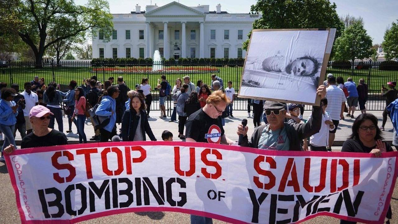 ABD'den Yemen kararı: Suudilere askeri destek kesiliyor