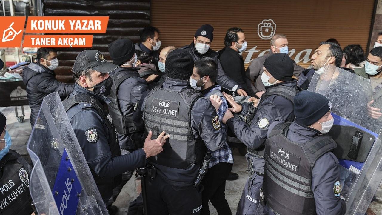 Boğaziçi Üniversitesi ve merkezin radikalleşmesi