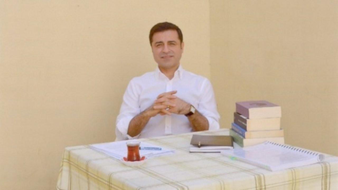 Demirtaş'tan 'barış' çağrısı: Daha cesur olmanın zamanı geldi