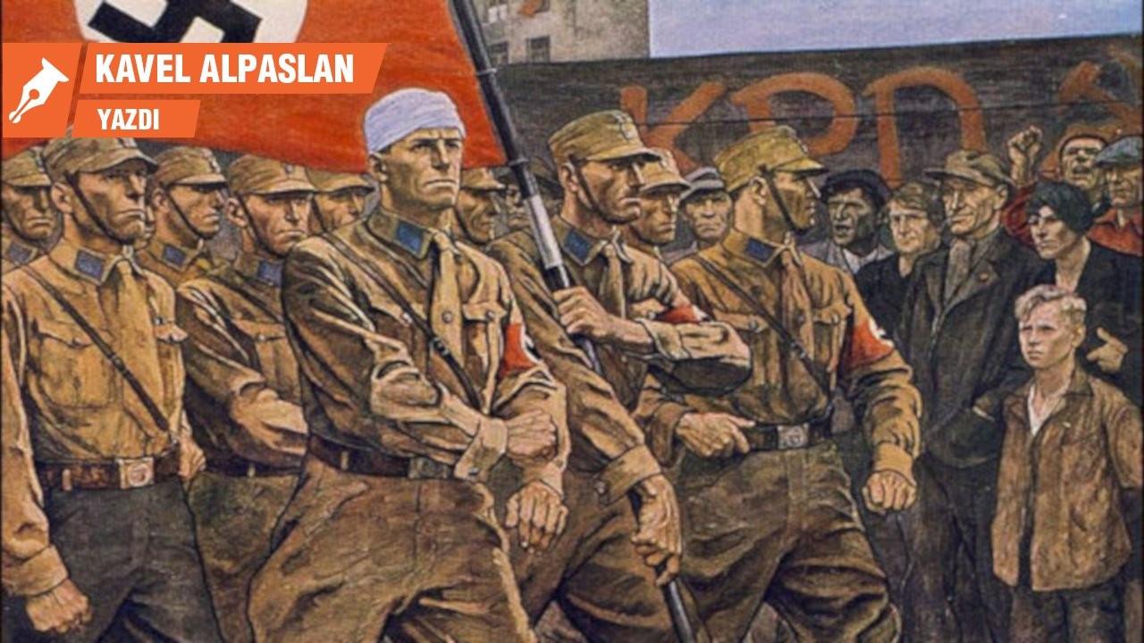 Bir Nazi miti ve 'kızıl marjinal'