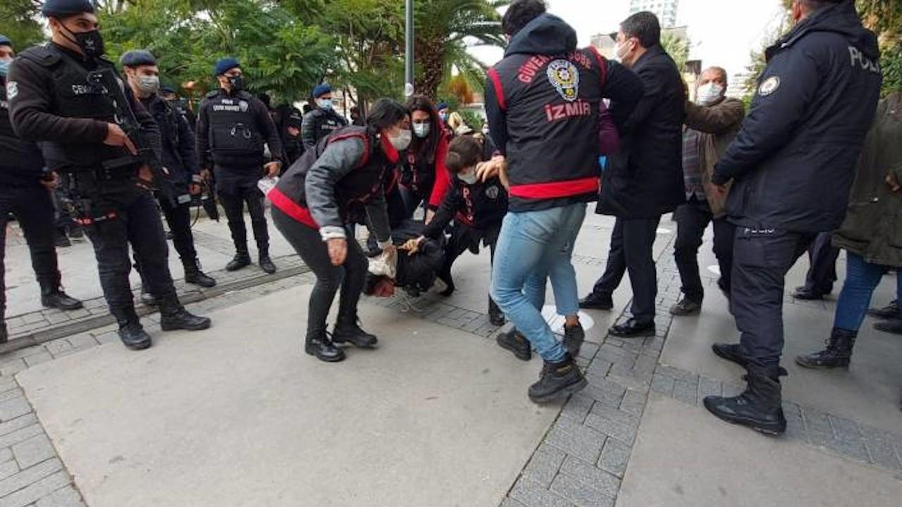 İzmir Barosu: Avukatlar aramaya eşlik etmiş algısı yaratılıyor