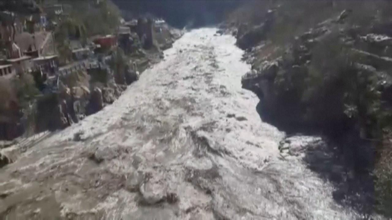 Hindistan'da buzul faciası: '100-150 kişi ölmüş olabilir'