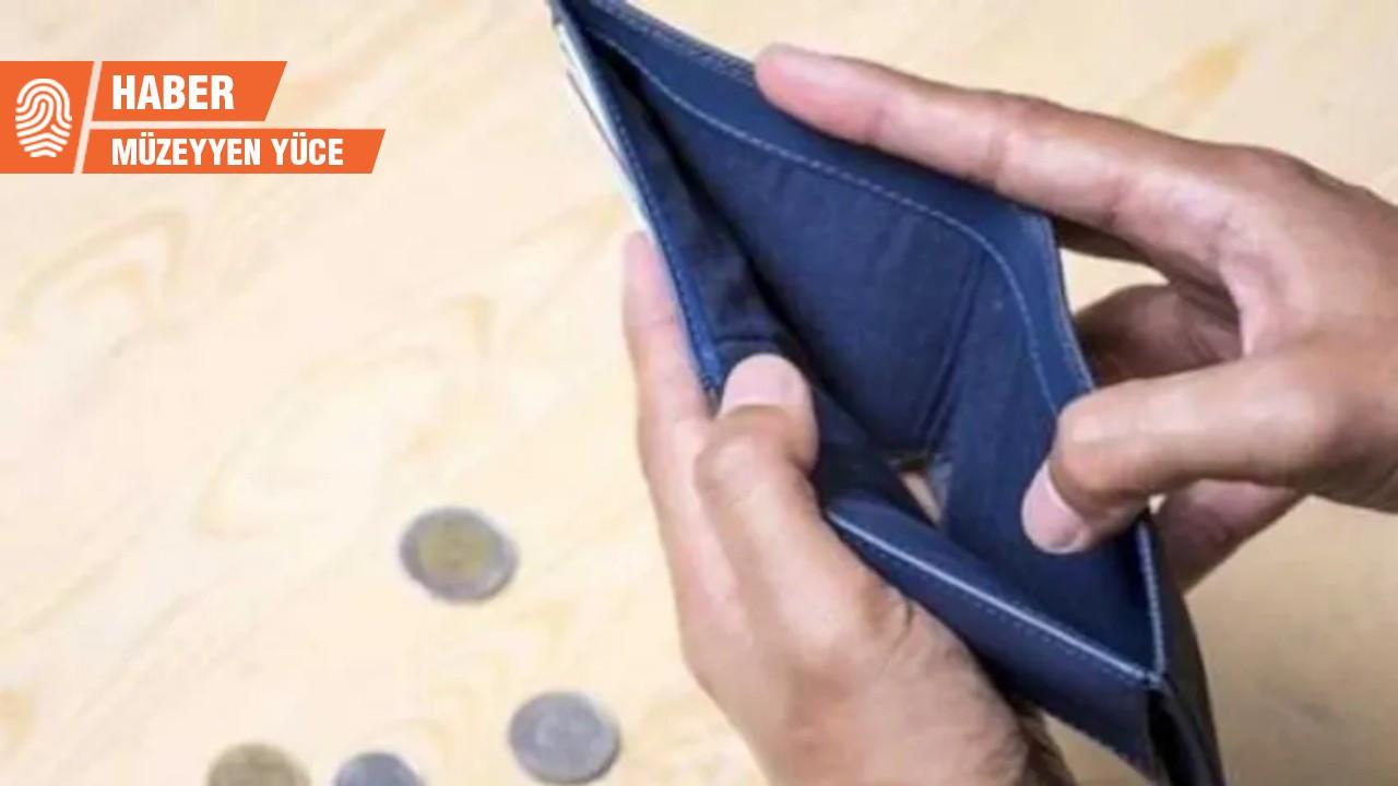 Bir ailenin faturalara ödediği paraasgari ücretin dörtte biri