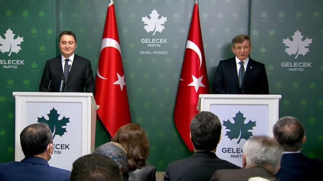 Babacan ve Davutoğlu'ndan ortak açıklama: İstişare mekanizması kurduk