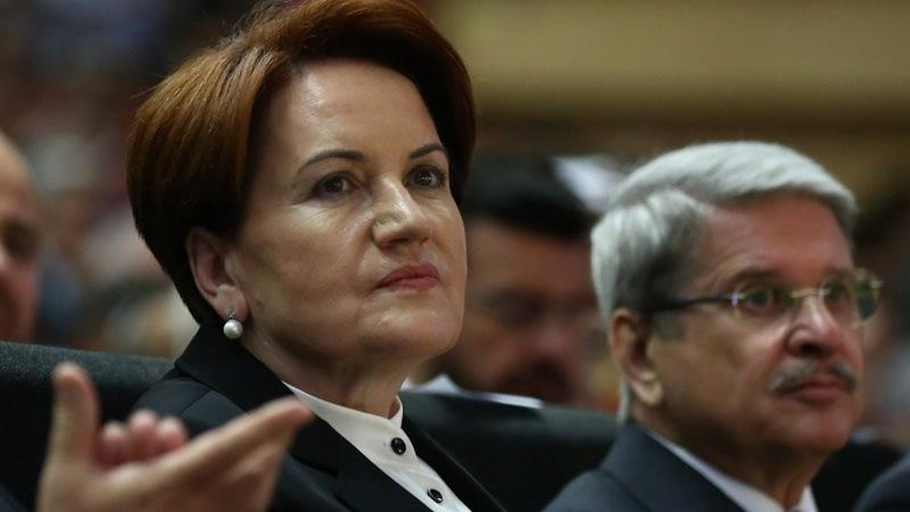 Aytun Çıray, Meral Akşener'in başdanışmanı oldu