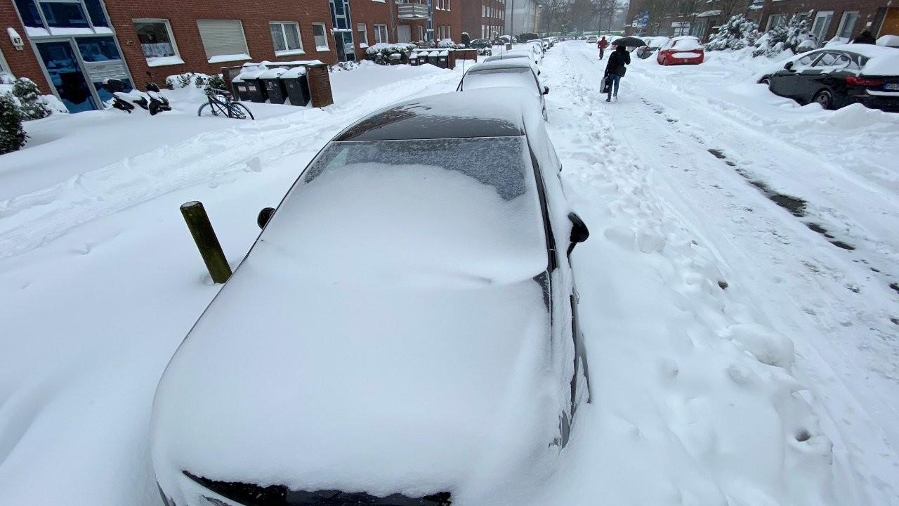 Kuzey Avrupa Darcy Fırtınası'nın etkisi altında