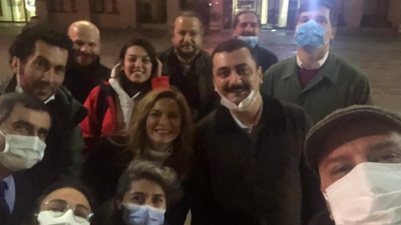 Evrensel Gazetesi yazarı Ayşen Şahin serbest bırakıldı