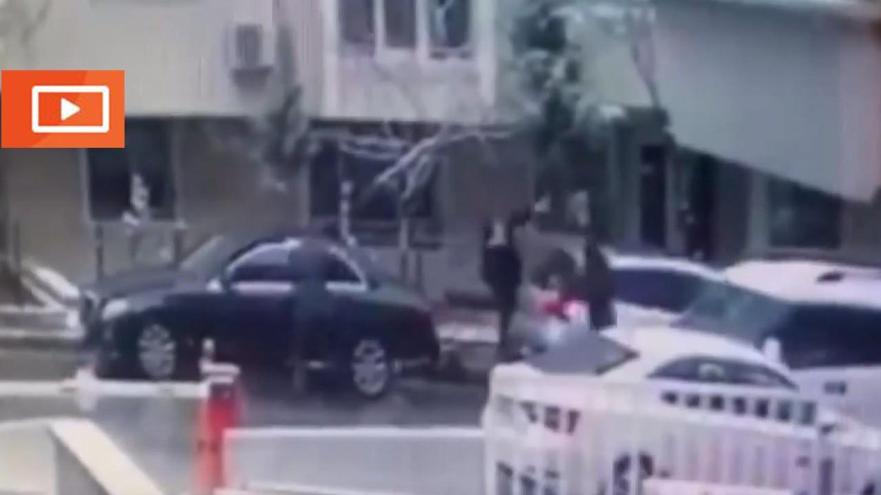 Selçuk Özdağ'a saldırının yeni görüntüleri ortaya çıktı