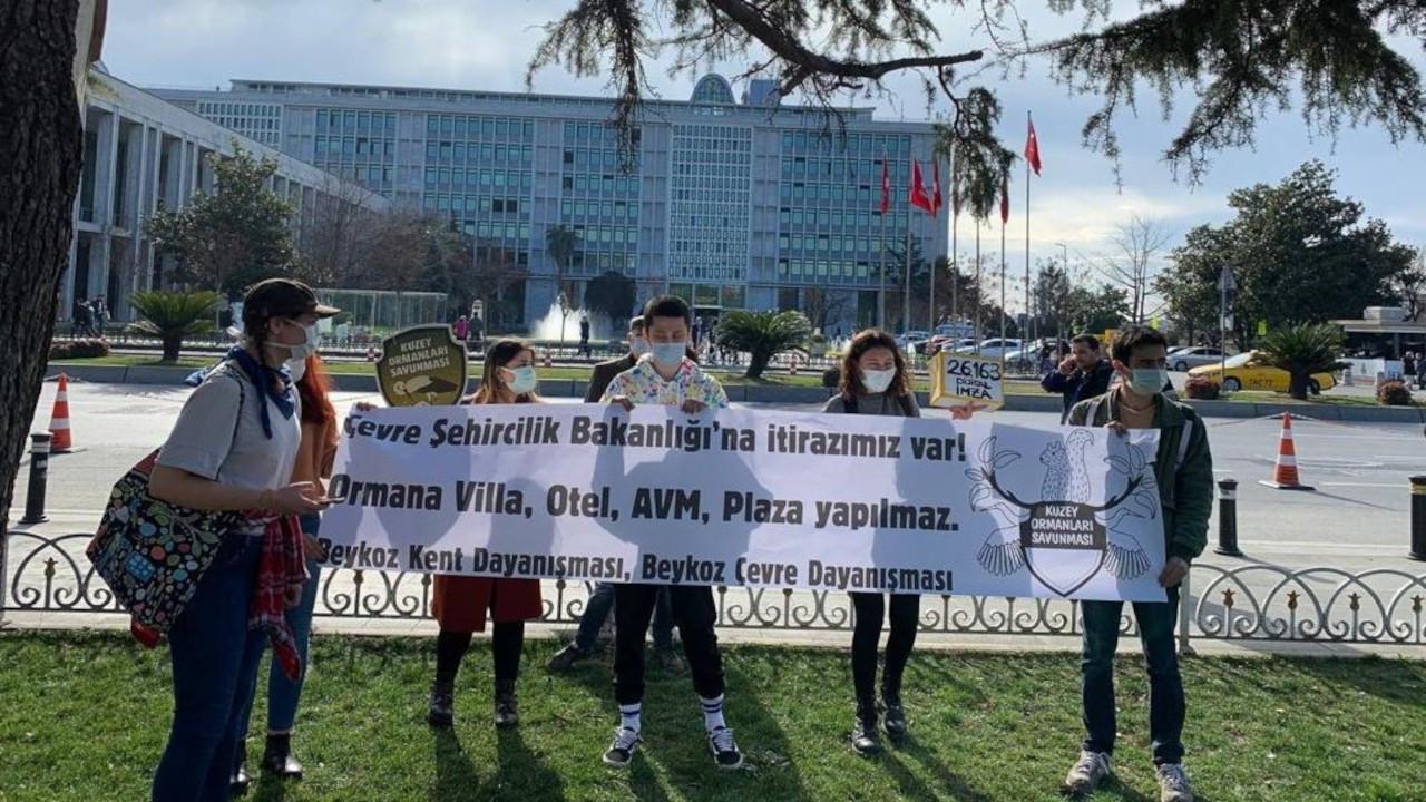 Beykozlular: İstanbul'un son nefes kaynağı katledilmesin