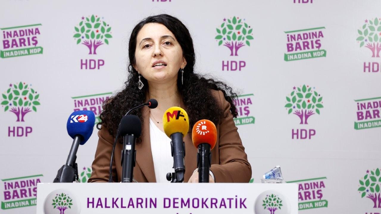 Günay: HDP'yi kapatmak isteyenler suçüstü yakalandı