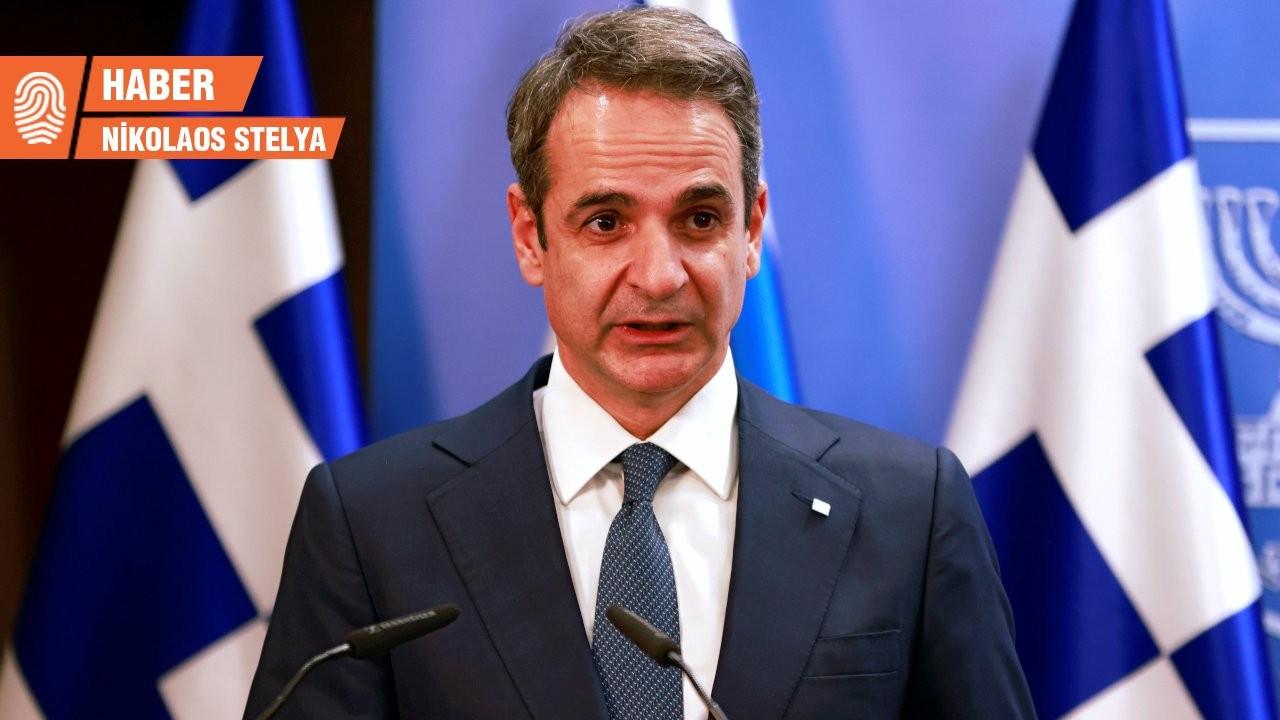 Yunanistan devlet televizyonunda Miçotakis sansürü